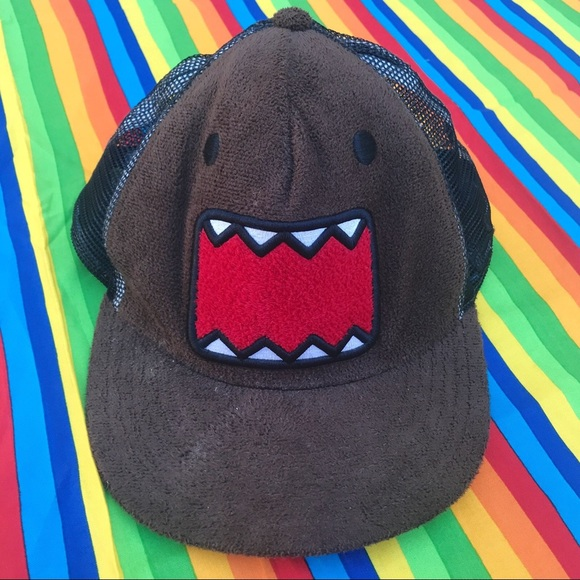fa964da08 Authentic Original Japanese Domo Felt Snapback Hat